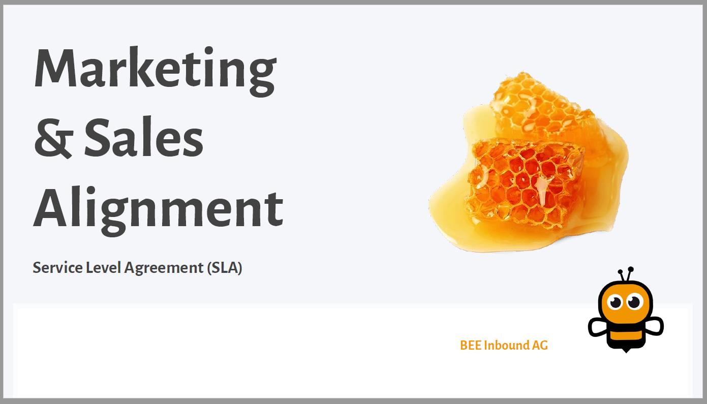 Cover SLA Marketing & Sales