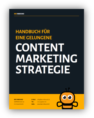 Cover ebook Content Strategie